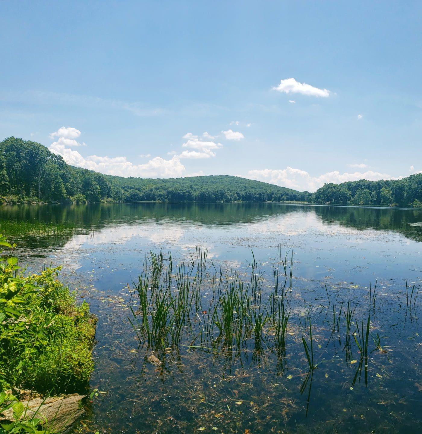 Nuclear Lake