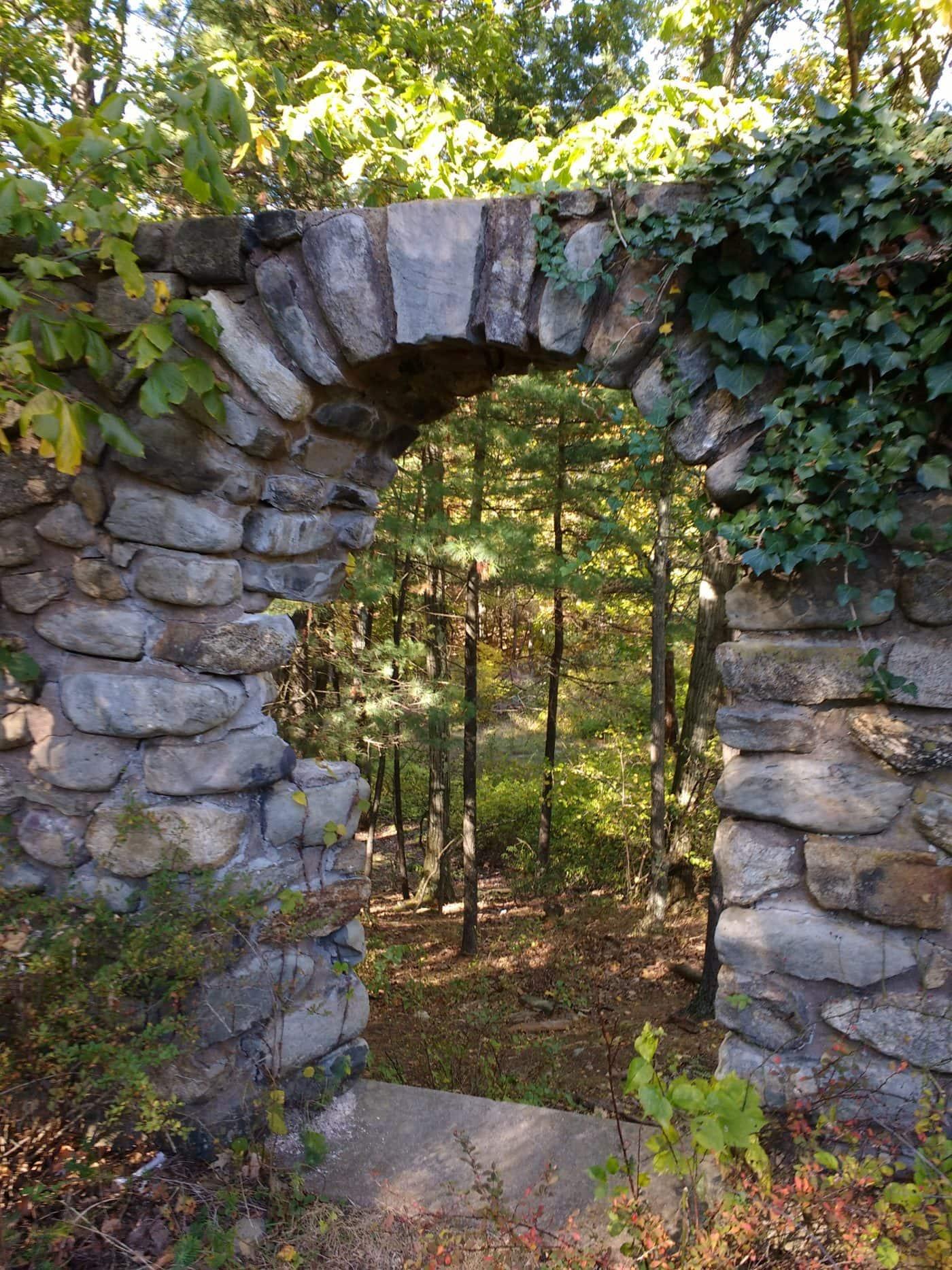 Orak Mansion Ruins
