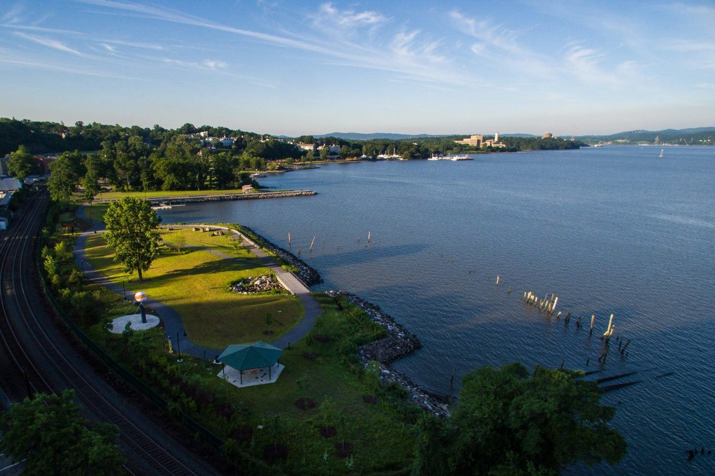 Scenic Hudson Park at Peekskill Landing