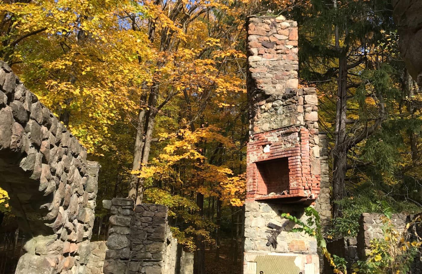 Cornish Estate Ruins