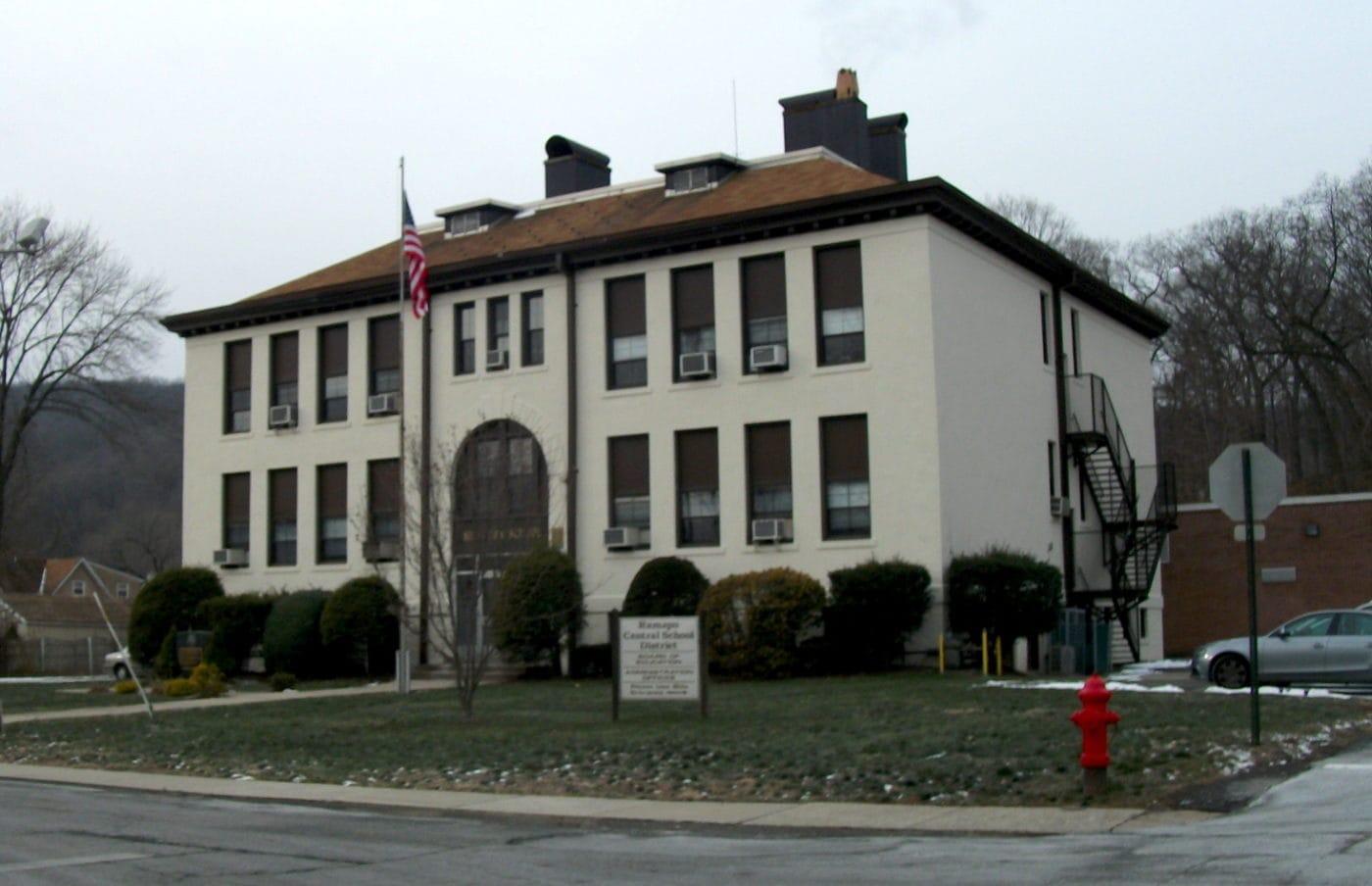 Former Main School in Hillburn, NY