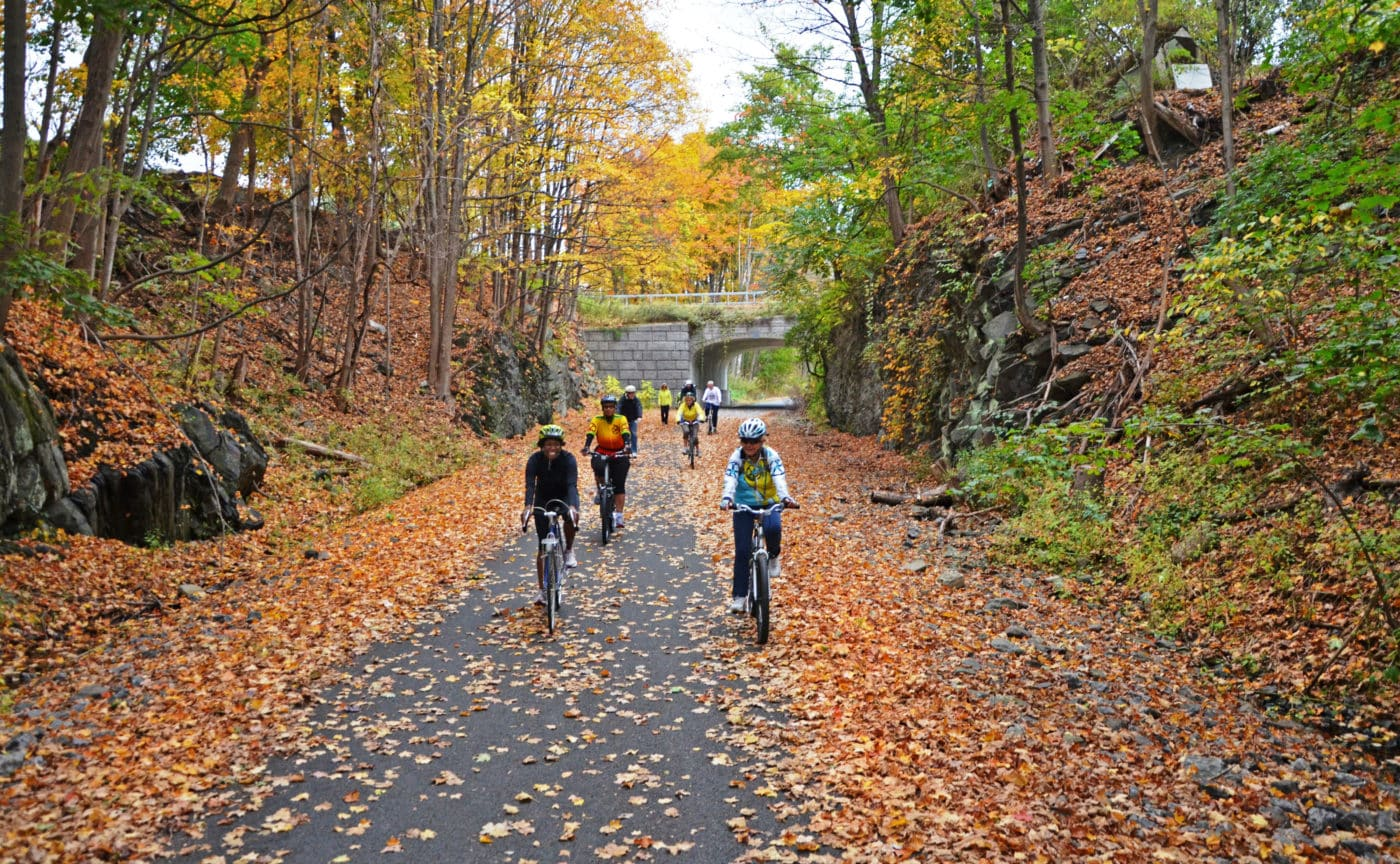 New links connecting the Dutchess Rail trail and beyond