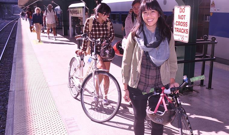 Metro-North visitors