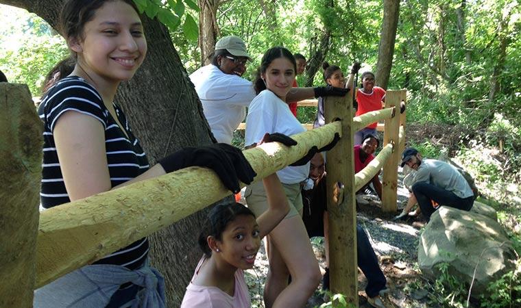 Crystal Lake Volunteers