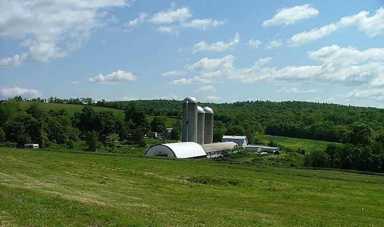 83-acre Delapenta Farm in Taghkanic
