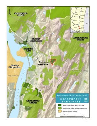 Watergrass Map