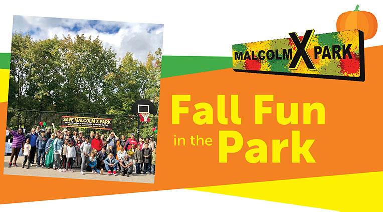 Fall Fun in the Park