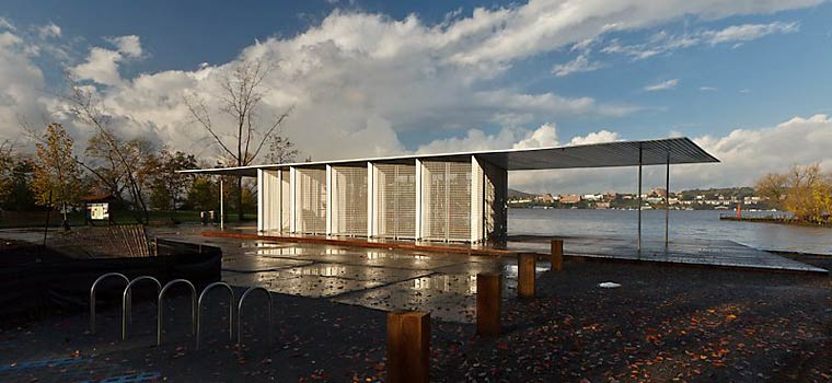 Major Kudos For Long Dock Kayak Pavilion Scenic Hudson
