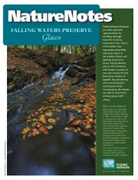 Falling Waters Nature Notes Booklet