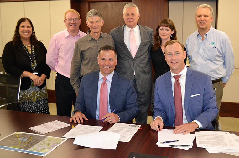 Transfer of Lake Walton Property to Dutchess County