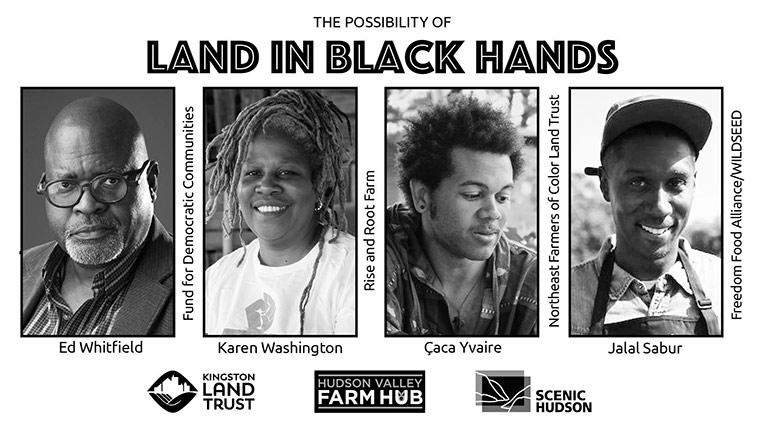 Land in Black Hands