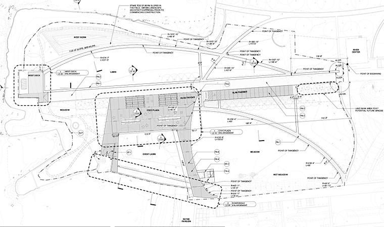Long Dock North Shore Plan