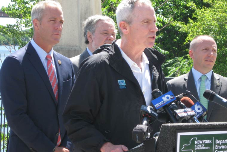 Ned Sullivan at Aug 22 NYSDEC Press Conference