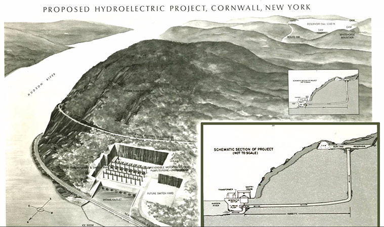Storm King Mountain Hydro Project