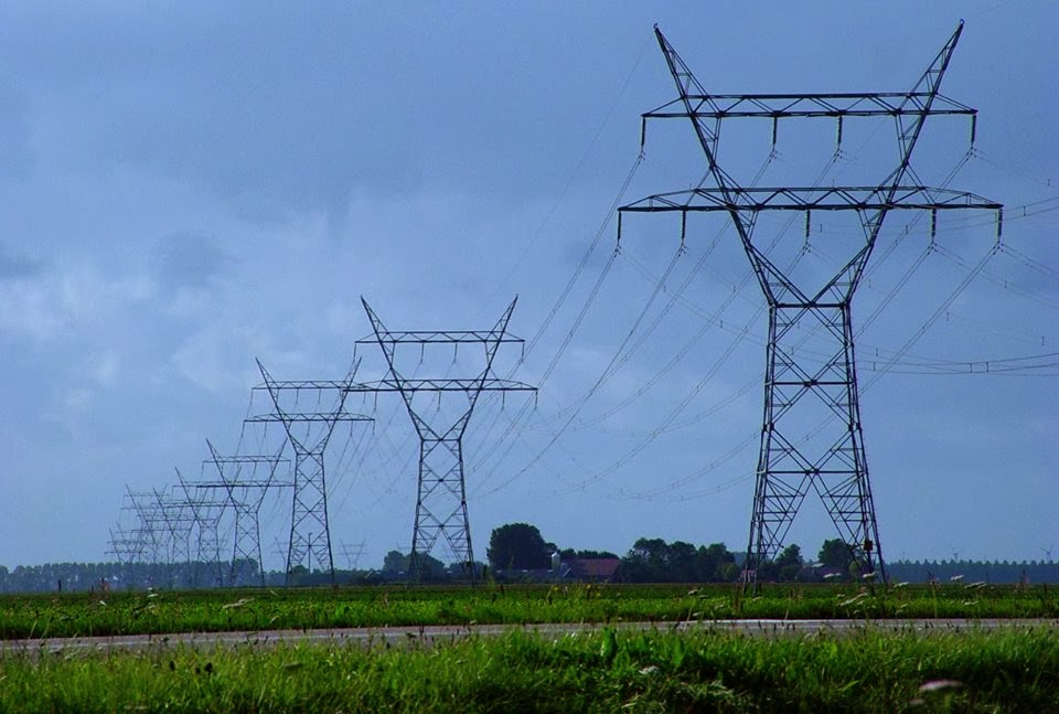 Towering Transmission Lines