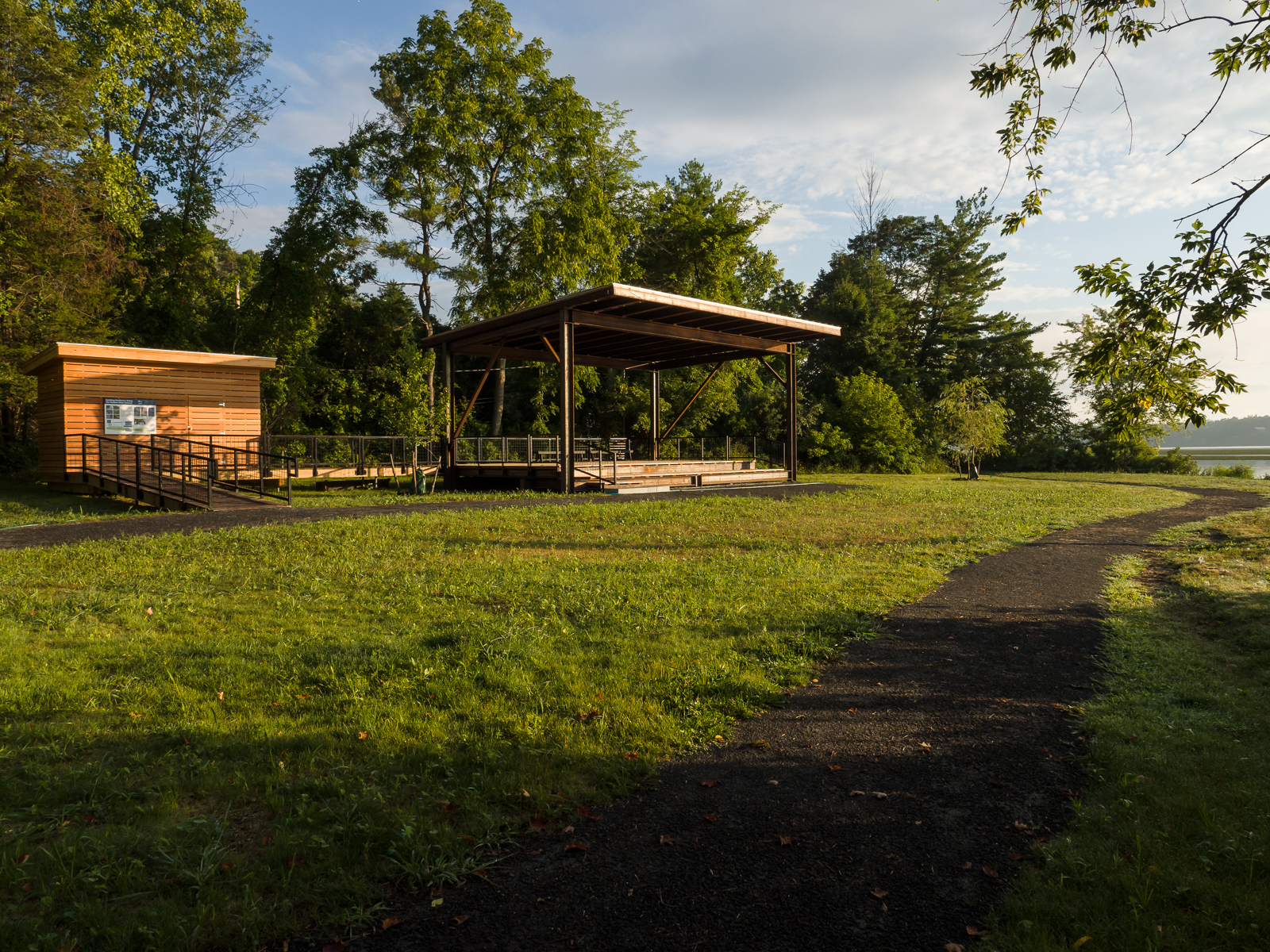 Pavilion at Esopus Meadows