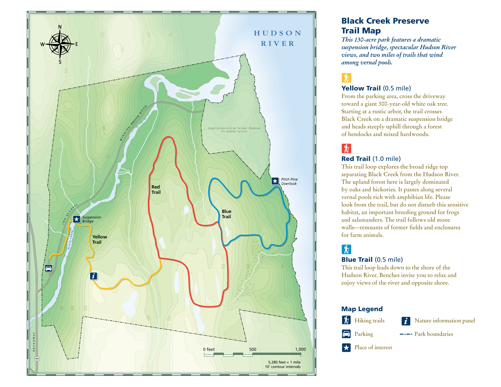 Black Creek Preserve | Scenic Hudsonblack creek town
