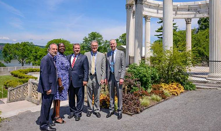 Untermyer Gardens in Yonkers