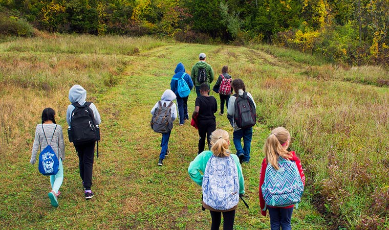 Youth Wilderness Education
